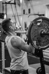 (Koen Hoogendoorn) Tags: fitness blackwhite portraits portrait photography sport lift lifting weights gym