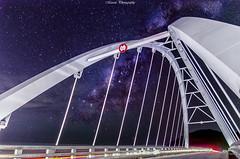 Milkyway (Marcus Lim @ WK) Tags: milkyway milky bridge sky star starry night cartrail tamron1750 nikon landscape