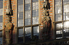 Bremen City Hall - World Heritage Site (na_photographs) Tags: rathuas bremen bremerrathaus rathausbremen fassade architektur germany sightseeing