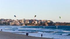 63+043: Water wings (geemuses) Tags: kitesurfing windsurfing surfing watersports strongwinds ocean sea beach