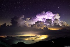 @_hehuanshan _Taiwan (monbydick) Tags: exposure hehuanshan landscape monbydick national nikon park scenery sky taiwan taroko            cloud  d600  thunderstorm thor