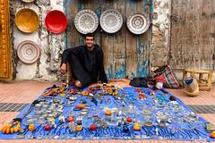 Men of the Desert - Abdellatif (.sl.) Tags: essaouria maroc people portrait streetphotography morroco street streetportrait merchant jewel