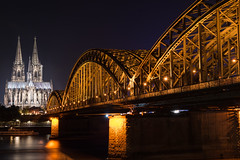 Cologne Cathedral (dronepicr) Tags: nacht night cologne deutschland sight cathedral allgemein nachtaufnahme city dome sehenswrdigkeit sightseeing hohenzollernbrcke urlaub germany kln stadt holiday dom lnderstdte geotagged gamescom hohenzollernbrcke kln lnderstdte sehenswrdigkeit nordrheinwestfalen de