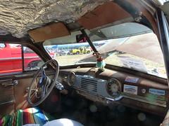 1947 Chevrolet Fleetline (bballchico) Tags: 1947 chevrolet fleetline oldcampaigner markjanette 4door sedan arlingtondragstripreunionandcarshow arlingtoncarshow carshow 40s 206 washingtonstate arlingtonwashington