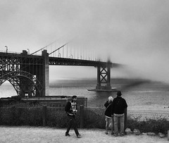 Fog (Max83ph) Tags: bridge fog usa goldengate sanfrancisco