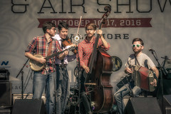 the band (kderricotte) Tags: sonya6000 55210mm baltimore maryland airshow band music instruments bass banjo accordion