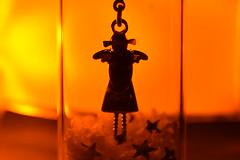 My Special Angel... (Maria Godfrida) Tags: macro macromondays backlit backlight goldenlight angel small cute 7dwf