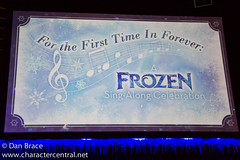 "For the First Time in Forever: A ""Frozen"" Sing-Along Celebration"
