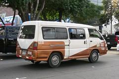 Dodge 1000 (So Cal Metro) Tags: bc cab taxi dodge bajacalifornia baja tijuana van minivan mitsubishi 1000 taxicab delica