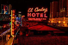 El Cortez Hotel (davecurry8) Tags: vegas night neon lasvegas nevada casino retro fremontstreet elcortez elcortezhotel