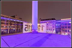 115 (mcmumpitz) Tags: longexposure architecture germany munich bavaria nightshot dusk architektur bluehour nachtaufnahme langzeitbelichtung blauestunde photowalking photowalkingmunich:event=69