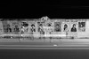 The Passing's... (KMG Captures) Tags: street longexposure people blackandwhite bw monochrome canon blackwhite movement iso400 streetphotography documentary streetlife behindthescenes colombo afterdark marinedrive canondigital documentaryphotography lightindarkness canonphotography lifeingeneral lifearoundme thepassing canonprimelens lifeinsrilanaka kmgcaptures colourlessviews