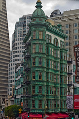 San Francisco (jibranjjalil) Tags: old green architecture years oldbuilding lovedthecolor