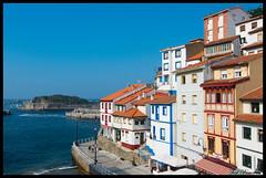 Village of Cudillero ( Asturias) (Teddy DEMELUN) Tags: ocean tourism nature landscapes spain europe village pentax espagne paysages cudillero k5 asturies