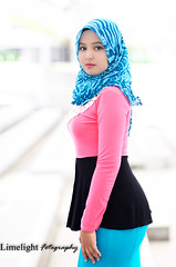 Dinda (Limelight Fotography) Tags: cute sexy girl beautiful fashion scarf hair eyes pretty photoshoot sweet modeling gorgeous hijab muslimah malaysia kualalumpur lovely kl tudung