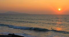 Bidarte Breaking (phoebird) Tags: wedding sunset summer color beach country surfing beaches bernal basque 2014 bidarte hosegor phoebird