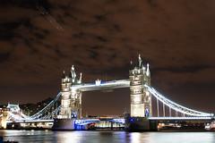 Tower Bridge (Neil Pulling) Tags: uk bridge england london thames towerbridge river nightshot nightview floodlit floodlighting towerbridgelondon