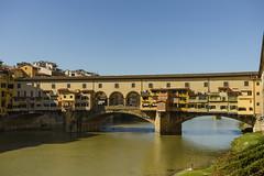 Ponte Vecchio (Son of Groucho) Tags: bridge italy river florence arno pontevecchio riverarno 2014
