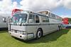 Preserved Greyhound bus (Polyrus) Tags: transport preservation greyhoundbus scenicruiser enfieldpageantofmotoring uas576