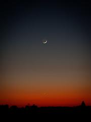 _NIK0849-1 (nikdanna) Tags: sunset moon ski tramonto pentax luna cielo halfmoon interno7 falce nikdanna