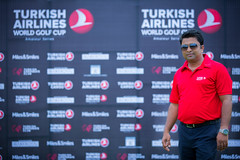 A Turkish Airlines Red Man (Anwar.Shamim) Tags: cup station golf tournament dac dhaka airlines manager bangladesh turkish shamim stationmanager kurmitola