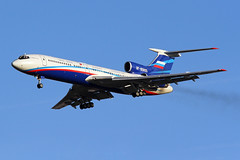 Tu154.RF-85655-1 (Airliners) Tags: iad military 154 tupolev russianfederation tu154 openskies 22315 tupolev154 rf85655 openskiesrussianfederation