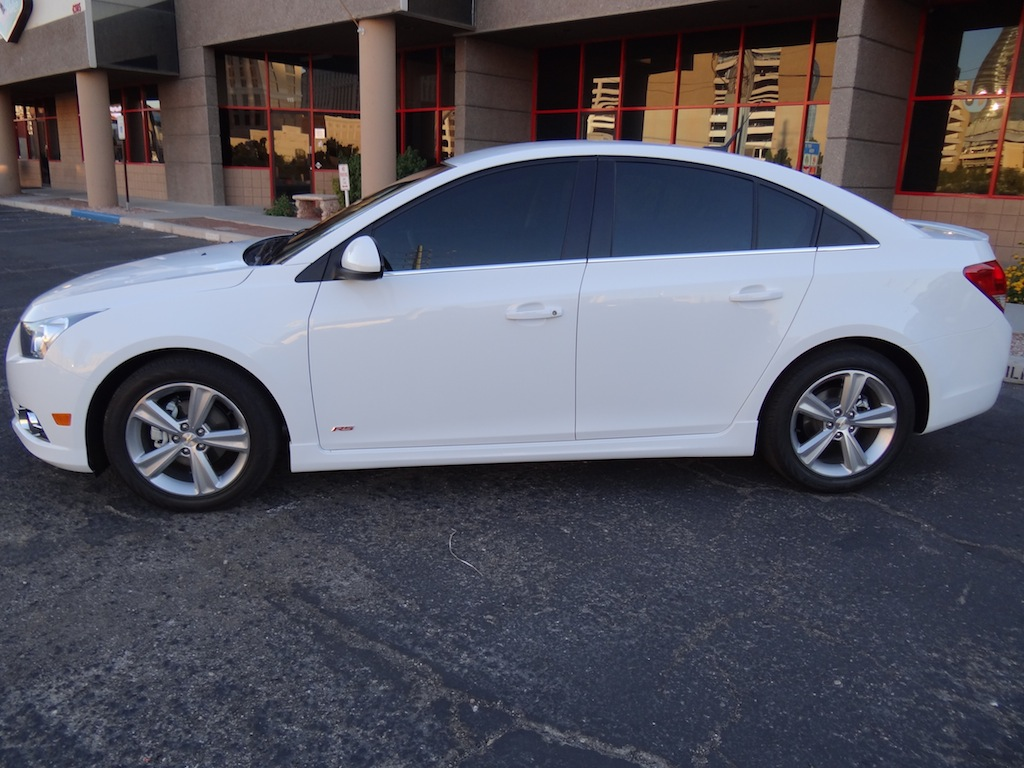 Pro Tect Film Powered By Xpel Chevy Cruze Hp 20 Window Tint