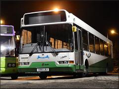 Ipswich 95 (X195 LBJ) (Colin H,) Tags: bus buses night elc ds depot dennis 95 dart dt ipswich lbj ibl 2015 slf ibp eastlancs spryte x195 ipswichbuses ipswichbuspage x195lbj colinhumphrey