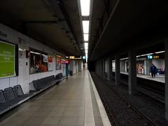 Frankfurt am Main - Miquel-/Adickesallee/Polizeiprsidium (IngolfBLN) Tags: light station germany underground subway u2 deutschland hessen metro frankfurt ubahnhof main rail ubahn u1 lightrail u3 frankfurtammain pnv u8 nordend stadtbahn polizeiprsidium rmv vgf miquelallee strasenbahn adickesallee miqueladickesalleepolizeiprsidium
