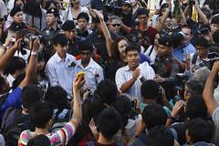 20150214-เลือกตั้งที่ลัก -10 (Sora_Wong69) Tags: people thailand bangkok protest police liberalism activist politic assembly coupdetat nonviolenceaction supportelection