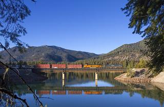 BC Rail on MRL