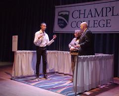 076-DISN5769 (Champlain College | Stephen Mease) Tags: college elevator champlain pitch elev keybank byobiz