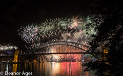 9F7A6779 (eleivory) Tags: light water night fireworks harbour nye sydney australia newyearseve operahouse harbourbridge northsydney sydneyharbourbridge bluespointreserve sydneynye 2014 2015 bluespoint 201415