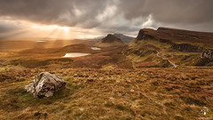 Quiraing (Antonio Carrillo (Ancalop)) Tags: mountains skye sunshine scotland soft isleofskye escocia amanecer 09 lee 1740mm montaas density ecosse neutral quiraing gradual canon1740mmf4l neutra gnd densidad antoniocarrillo highlads canon5dmarkii ancalop lucroit leesoft09gnd wwwantoniocarrillocom