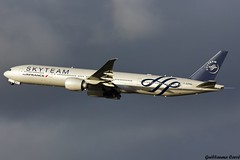F-GZNN 777 Air France Skyteam (Guillaume Carré) Tags: paris france de air charles gaulle 777 spotting roissy 2015 skyteam fgznn
