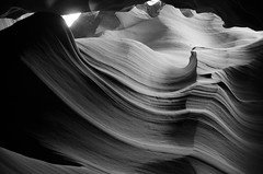 Antelope Canyon (P. Bhatt) Tags: arizona white utah back canyon antelope navajo pwlandscape