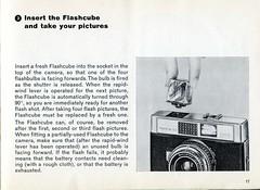 Kodak Retina S2 - Instuctions for use - Page17 (TempusVolat) Tags: kodak retina s2 instructions for use film 35mm guide vintage tempusvolat gareth tempus volat mrmorodo garethwonfor mr morodo epson perfection v200 scan scanner scanning scanned