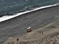 ReStart (tSos Greq) Tags: summer beach volkswagen playa hippie volcanic kombi samothraki samothrace