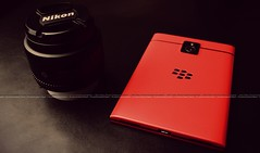 Luxury Square (dr.7sn Photography) Tags: red price blackberry review special passport edition