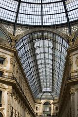 Galleria Vittorio Emanuele II (gunstreet.girl) Tags: italy milan architecture cathedral milano duomo duomodimilano milancathedral galleriavittorioemanueleii