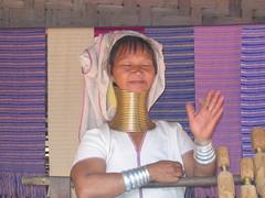 Example of Paduang 'Long Neck'