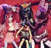 (makoharu_figma_free) Tags: anime toy toys free figure talin maxfactory jfigure goodsmile mystixx figma monsterhigh draculaura nanaseharuka freeiwatobiswimclub neighthanrot