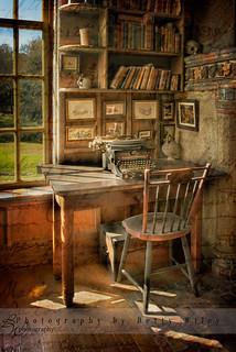 Writer's nook