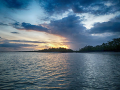 sunrise (Kingshuk Mondal) Tags: sky colour sunrise landscape outdoor kingshuk sundarban sundarbannationalpark kingshukmondal