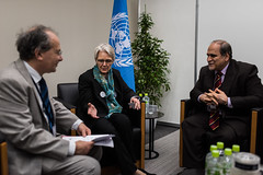 Day 4 - Third UN World Conference on Disaster Risk Reduction (UNISDR Photo Gallery) Tags: behindthescenes