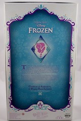 Limited Edition Anna 17'' Doll - Frozen - US Disney Store Purchase - Boxed - Full Rear View (drj1828) Tags: anna green frozen us doll collectible boxed purchase limitededition disneystore 17inch posable 2015
