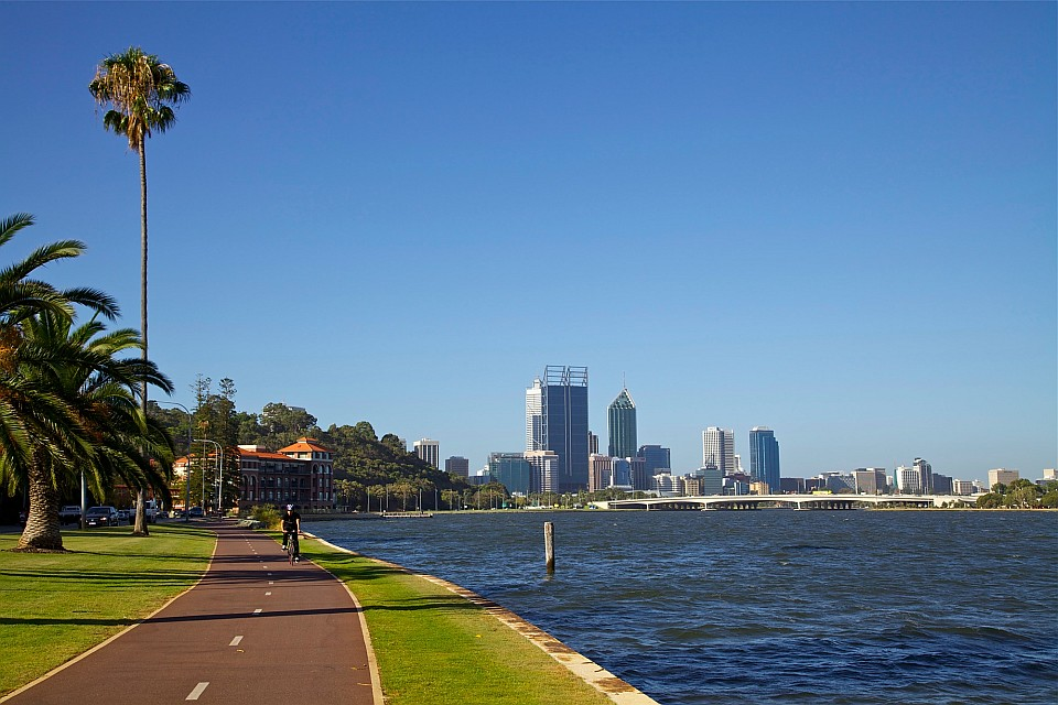PerthBikePaths