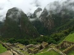 Amazing Sunny or Cloudy - IMG_3742 (Toby Garden) Tags: machu picchu peru sea clouds mountains ruins