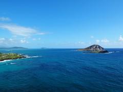 Rabbit Island from the Makapu'u Lookout (jenesizzle) Tags: oahu hawaii island paradise ocean beach outdoors landscape rabbitisland makapuu makapuulookout