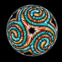 sphere (chrisinplymouth) Tags: spirality art pattern design spiral image whorl coil abstract cw69x artwork square symmetry curl geometric geometry symbol cw69sym sphere trisquel triskelion triplespiral digitalart spherical photoshop cw69spiral